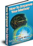 How to Improve Your Memory (PLR)