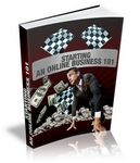 Starting an Online Business 101 - eBook and Audio (PLR)