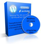 Wordpress 101 - Video Series (PLR)