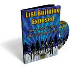 List Building Exposed - Video Series (PLR)