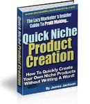 Quick Niche Product Creation (PLR)