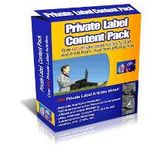 Private Label Content Pack (PLR)