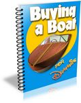 Buying a Boat - For Dummies (PLR)