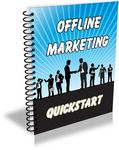 Offline Marketing Quickstart - Report and Articles (PLR)