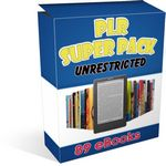 PLR Super Pack - 89 eBooks (PLR)