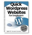 Quick Wordpress Websites for Beginners (PLR)