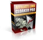 Affiliate Link Cloaker Pro - WP Plugin (PLR)