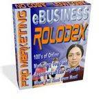 eBusiness Rolodex (PLR)