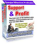 Support & Profit Package (PLR)
