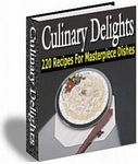 Culinary Delights (PLR)