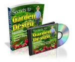 Secrets to Garden Design - eBook and Audio