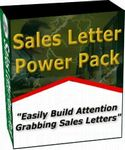 eBook Sales Letter Graphics