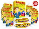 Sales Man Sales Letters - eBook and Video Series