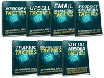 350 Sales and Marketing Tactics - eReports Bundle