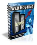 Guide to Web Hosting (PLR)