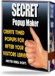 Secret Popup Maker