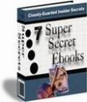 7 Super Secret eBooks