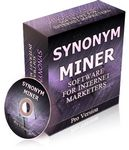 Synonym Miner (PHP)