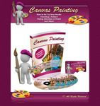 Canvas Painting Turnkey Niche Site and PLR eBook