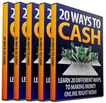 20 Ways to Cash - Video Series
