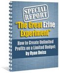 Great Ezine Experiment - FREE