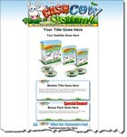 Cash Cow System - Website Template