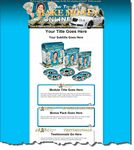 Make Money Online - Website Template