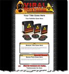 Viral Marketing - Website Template
