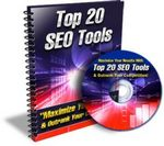 Top 20 SEO Tools - eBook and Audio (PLR)