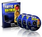 Traffic Mayhem - eBook and Audio (PLR)