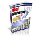 Viral Marketing Made Easy - eBook and Audio