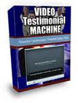 Video Testimonial Machine (PLR)