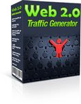 Web 2.0 Traffic Generator (PLR)